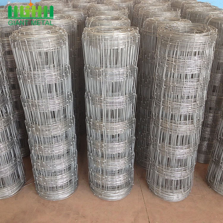 Galvanized Horse and Deer Farm Wire Mesh Fence