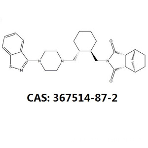 Good Quality for Psychiatric Pharmceutical Lurasidone HCL intermediate Lurasidone base cas 367514-87-2 supply to Brunei Darussalam Suppliers