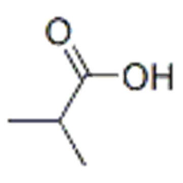 Propanoic acid,2-methyl- CAS 79-31-2