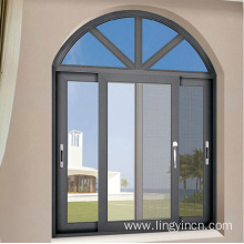 Customized for Aluminum Frame Casement Windows window grill design for aluminum export to Italy Suppliers