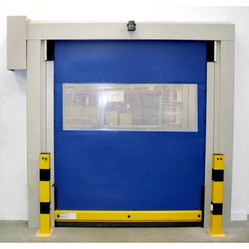 Industrial PVC Fast Fast Speed ​​Shutter Door