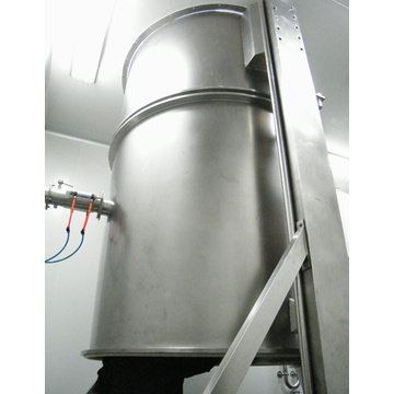 Per Batch Condiment Granulating Machine