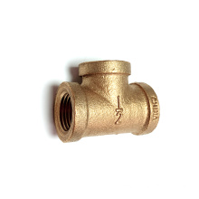 Bronze female thread tee coupling