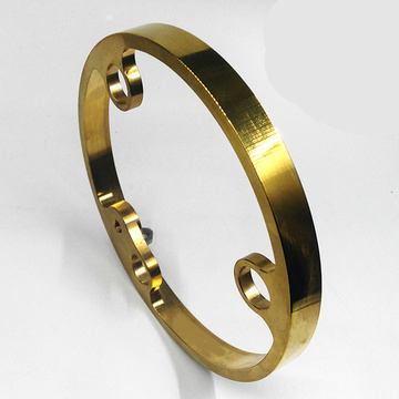 High precision machining brass parts