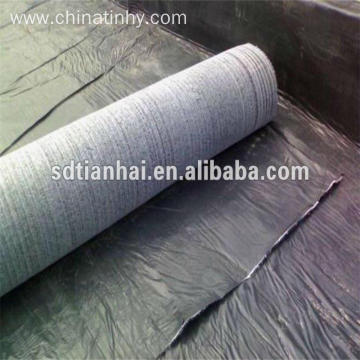 Natural Bentonite Geosynthetic Clay Liner with Geomembrane
