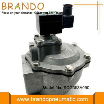 Threaded Body SCG353A050 Dual Stage Pulse Valve