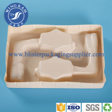 Factory Supply Factory price for Molded Pulp Packaging Trays Flocking Blister Packaging For Electronic Products Wholesale supply to United Arab Emirates Factory