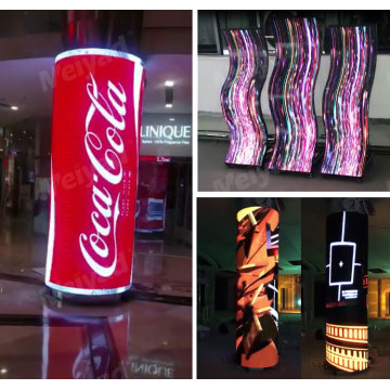 Flexible  LED module indoor led display screen