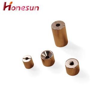 N35-N52 Customized Shape Neodymium Industrial Magnets
