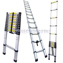 Short Lead Time for Double Side Telescopic Ladder Aluminum 2Meters step ladder export to Vanuatu Factories