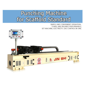 High Precision Standard Scaffold Punching Machine