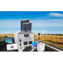 Emergency Power Supply For Solar Energy Storage System