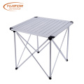 aluminium outdoor dining table and Carry Bag