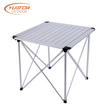Collapsible Aluminum Alloy Folding Stable Camp Table