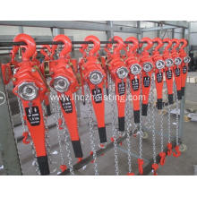 Good Quality for HSH Type Lever Chain Block manaul lifting tool 0.75ton hsh ratchet lever hoist export to Italy Importers