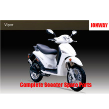 Jonway Viper Complete Scooter Spare Parts Original Spare Parts