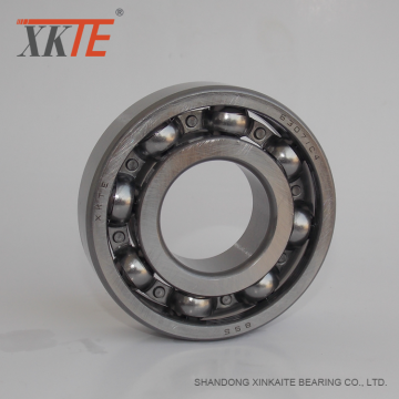 Single Row Ball Bearing For 3 Roll Idler Roller