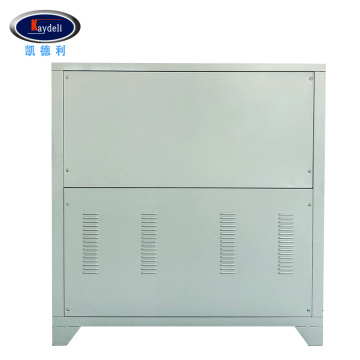 Low temperature water cooled chiller