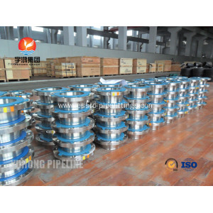 OEM Customized for High Temperature Alloy Pipe Flange Steel Flanges WN RF Flanges ASTM A 182 GR F9 supply to Algeria Exporter