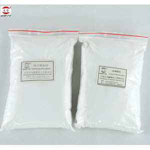 White powder Condensed Aluminum Phosphate for low-weight refractory castable