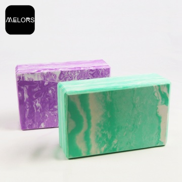 Melors Camouflage EVA High Density Yoga Foam blocks