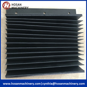 Good quality flexible accordion rubber bellow covers