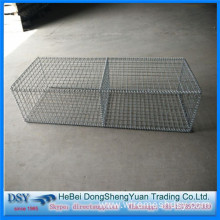 Welded Galvanized Gabion Box 2x1x1