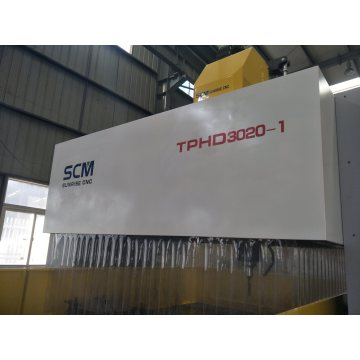 High Speed Thickness Plates Drilling Machine