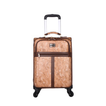 OEM Vintage Leather Cheap Price Travel Luggage