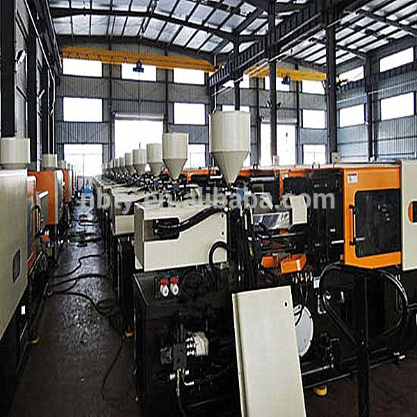 double cylinder thermoplastic plastic injection machine
