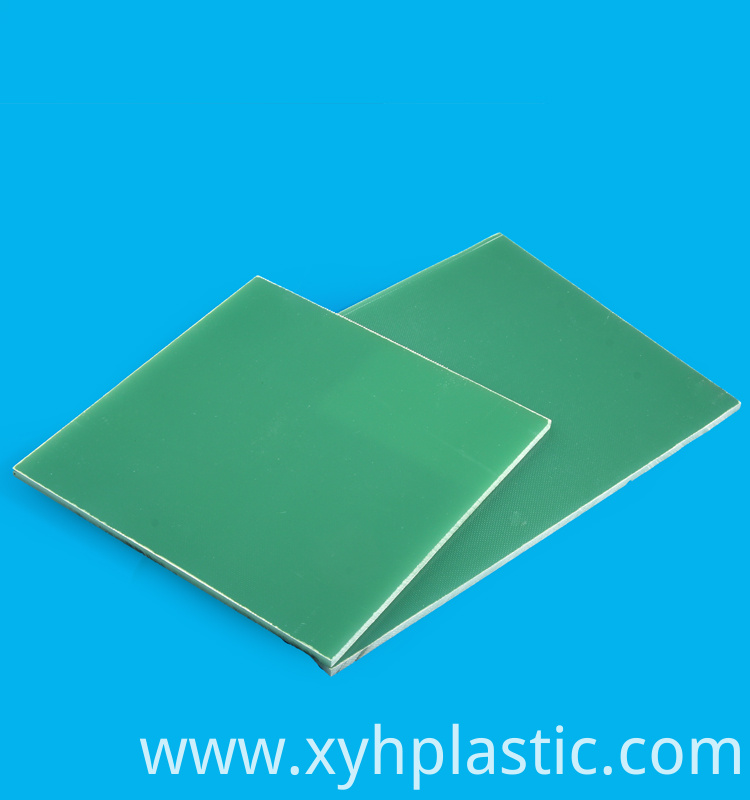 epoxy glass fiber laminated fr4 sheet