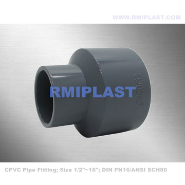 CPVC Pipe Fitting Reducer PN16