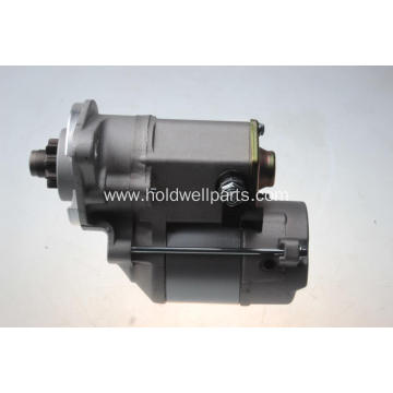 High Quality Starter Motor 17341-63013 for Kubota excavator