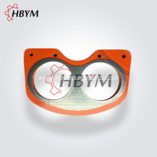 IHI Hopper S Valve Spectacle Wear Plate