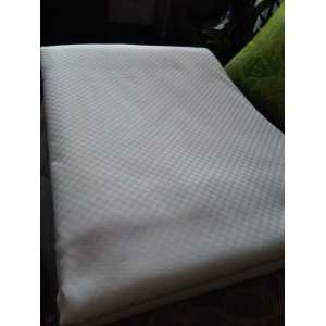 250TC 0.4cm checker cotton/poly fabric