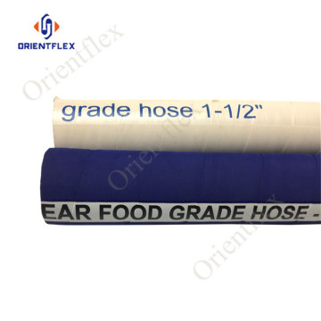 1 1/4in food grade hot water suction hose