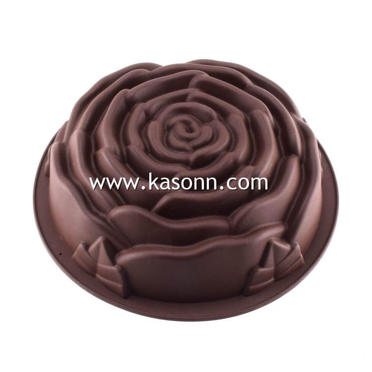 Rose Baking Pan