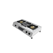Double Burner Standing Gas Stove