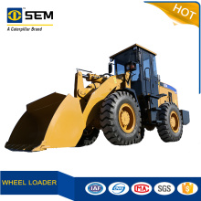 3ton SEM632D wheel loader with high efficiency