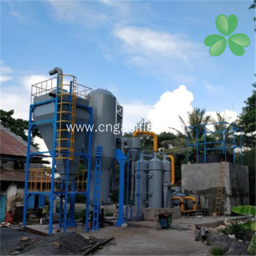 Renewable Eenergy 200KW Wood Biomass Gasifier Generator