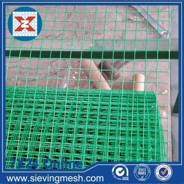 PVC Coated Welded Mesh for Cages or Containers