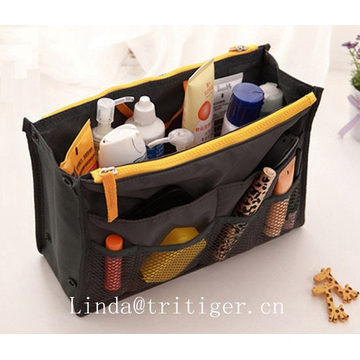 Cheap travel cosmetic storage organizer toiletry bag waterproof makeup bag