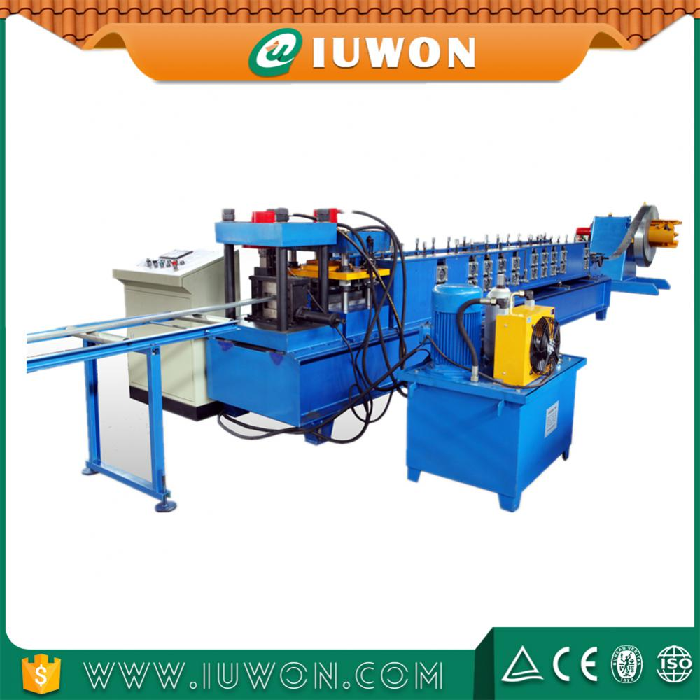 ladder post roll forming machine