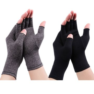 Good Quality for Damen Handschuh Touchscreen Compression Rheumatoid Gloves Women Fingerless Athritis Gloves export to Portugal Supplier