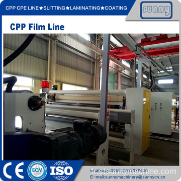 SUNNY MACHINERY RPC Film ligne
