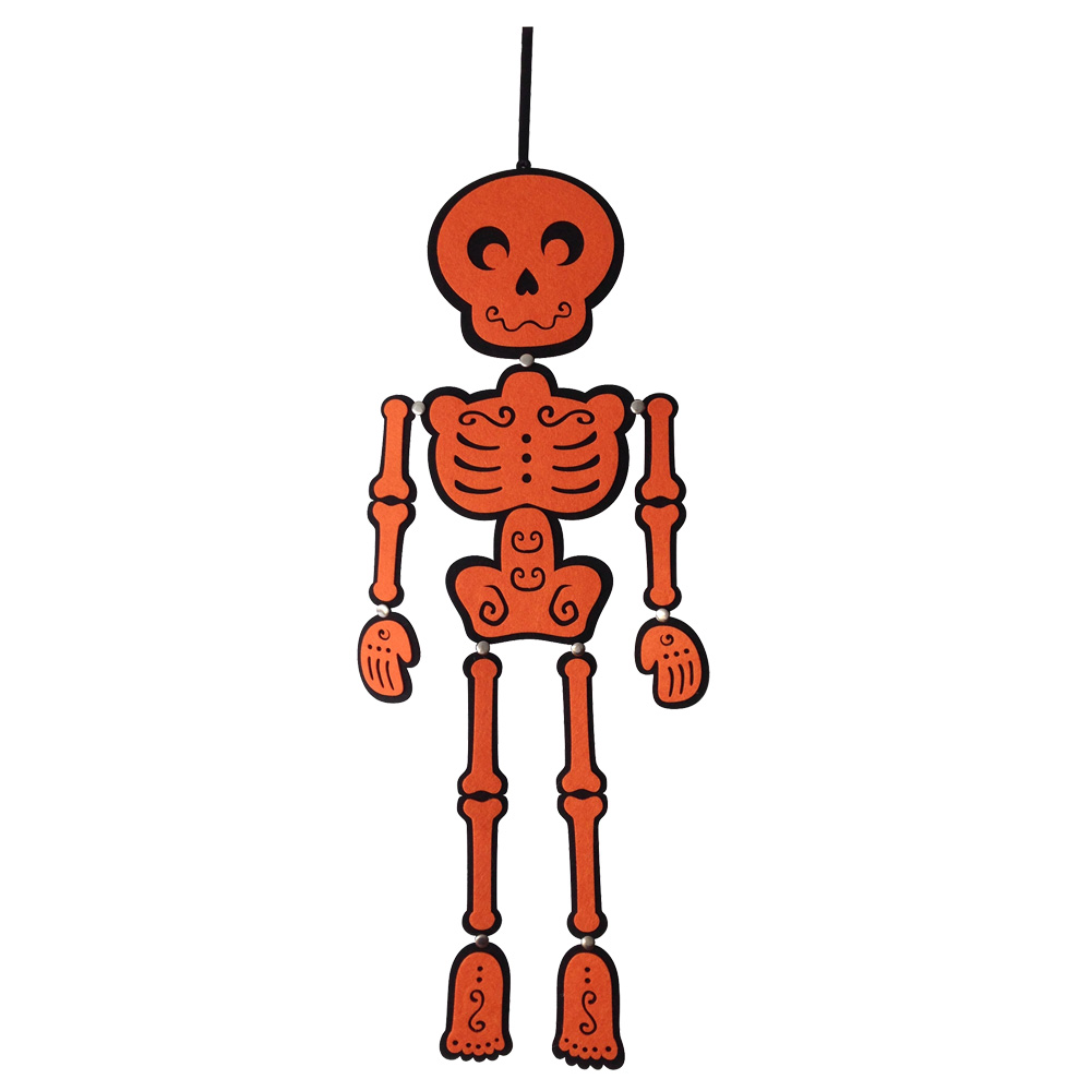 Halloween Skeleton Hanging Decorations