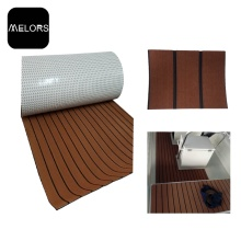 Price Flexible EVA Marine Faux Teak Sheet