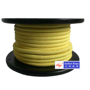 Fast Delivery for Natural Fiber Rope 16-Strand Aramid Fiber Rope supply to Malta Importers