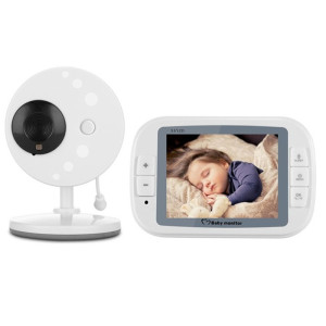 Two Way Audio 2.4Ghz Wireless Baby Monitor