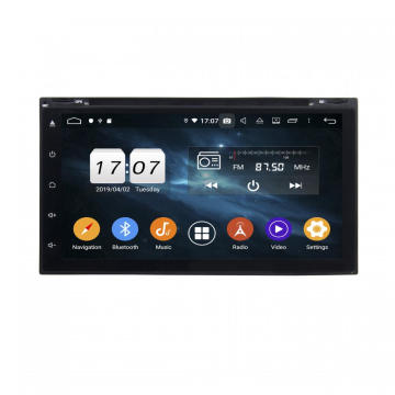 "Android 9.0 2din universal 6.95"" car dvd gps"